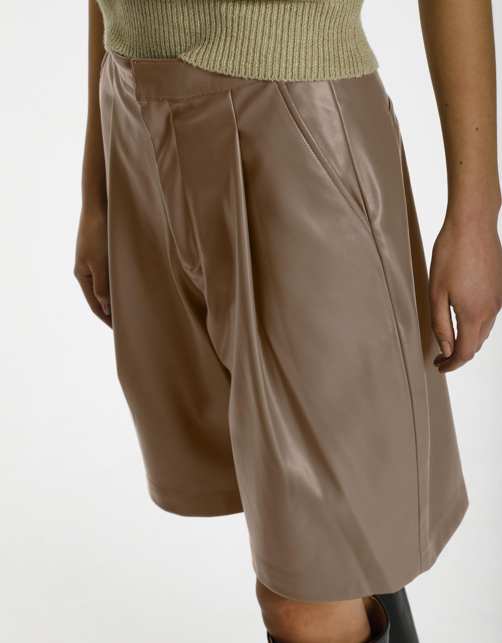Soaked in Luxury Karlee Shorts Chocolate
