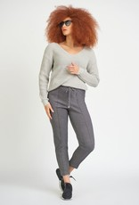 Dex Pull On Pant Charcoal