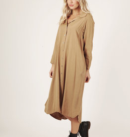 Suzy D London Kiley Dress Camel