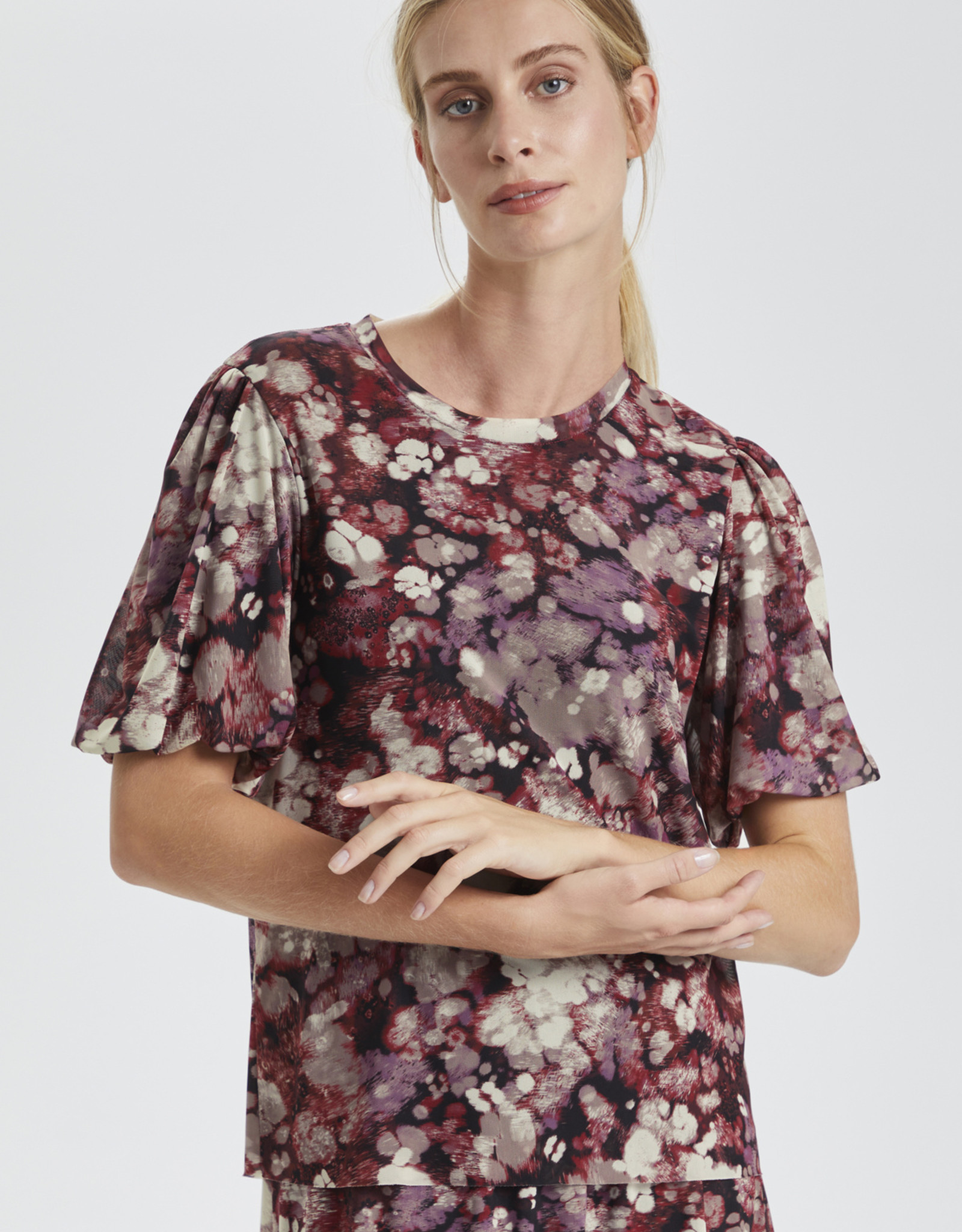 Soaked in Luxury Ila t-shirt Pink