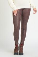 Dex Brown Crackle Legging