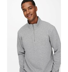 Only and Sons Ceres Half Zip
