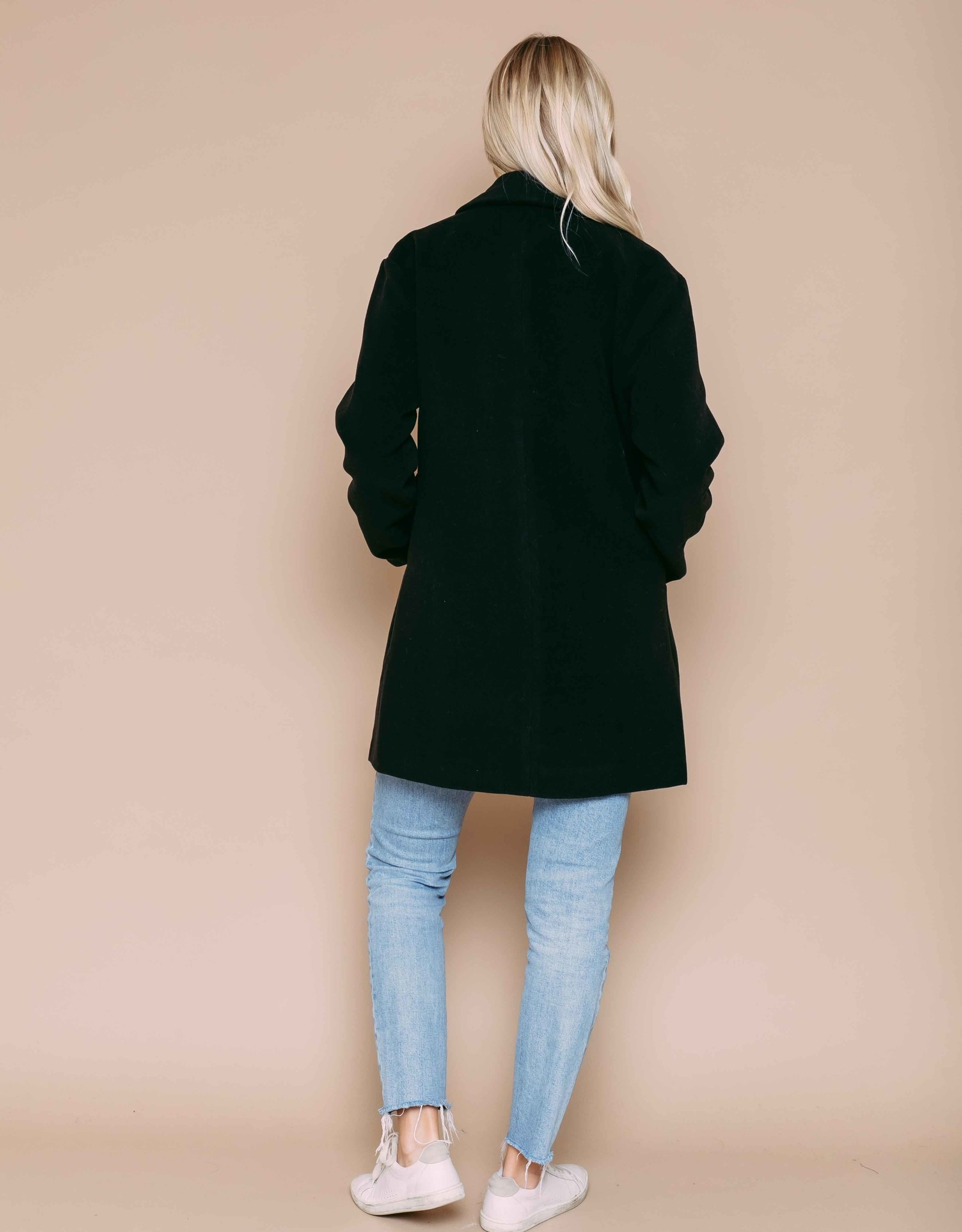 Orb Blaire Cocoon Wrap Jacket