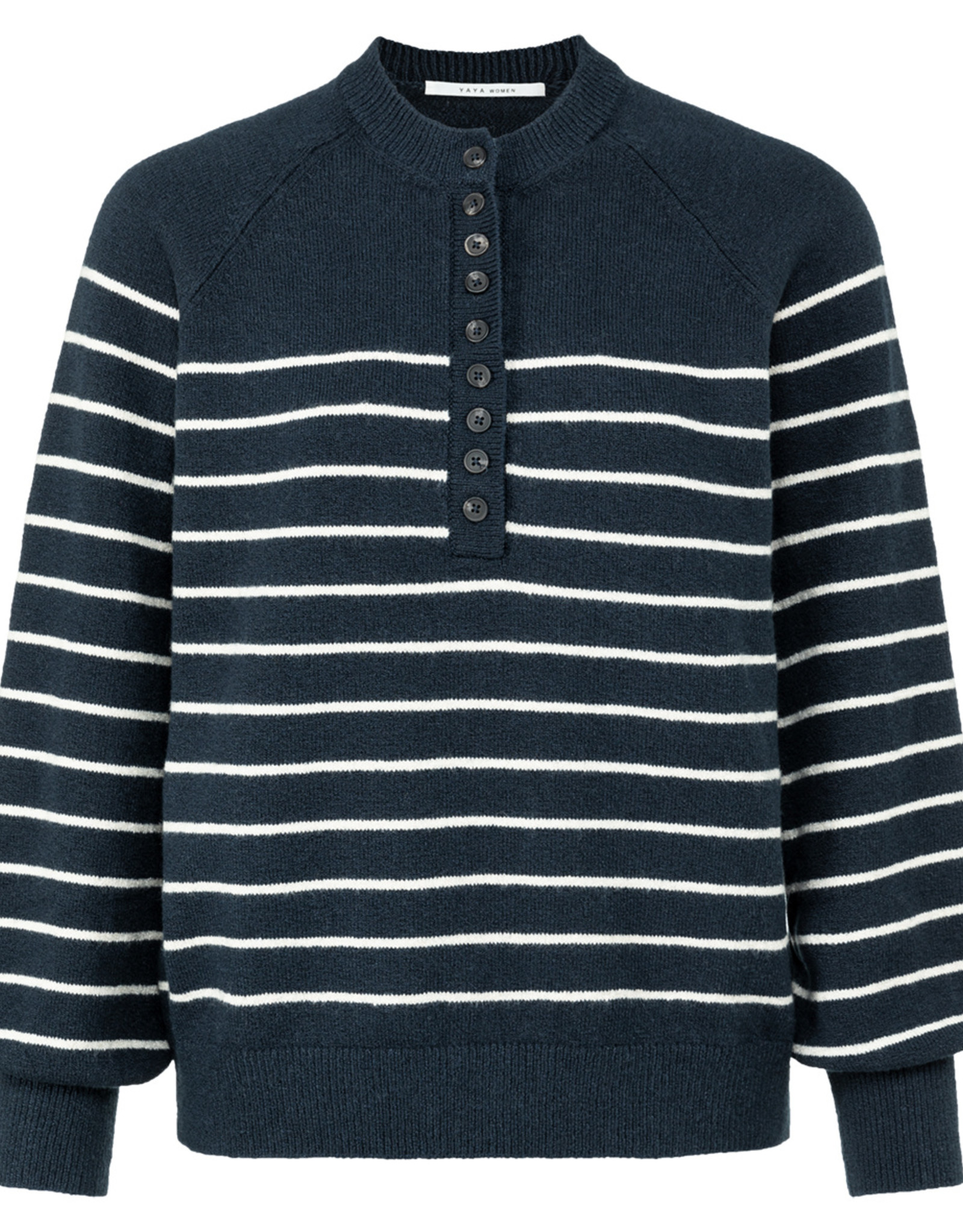Yaya Striped Sweater