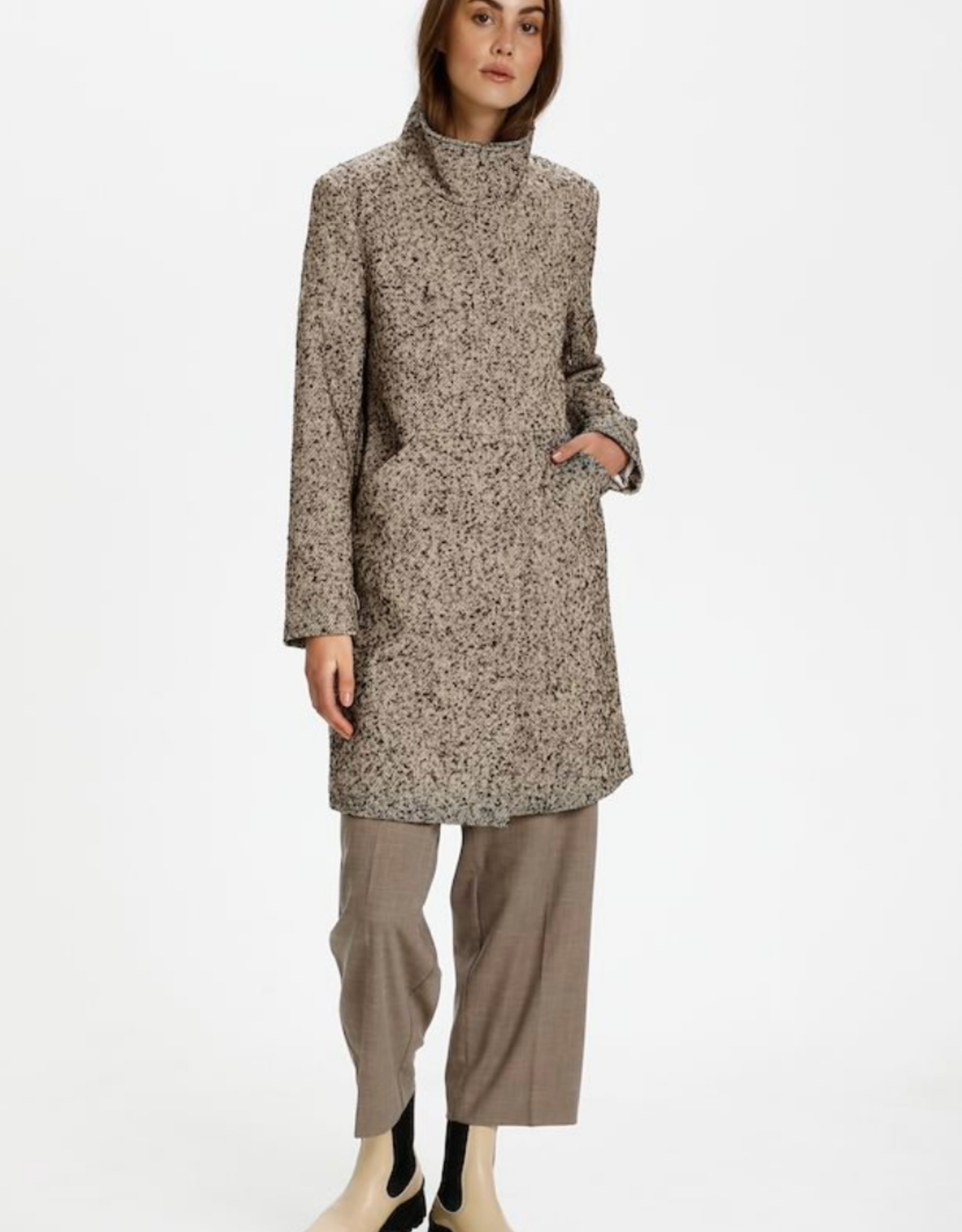 Soaked in Luxury Stockholm Twill Coat