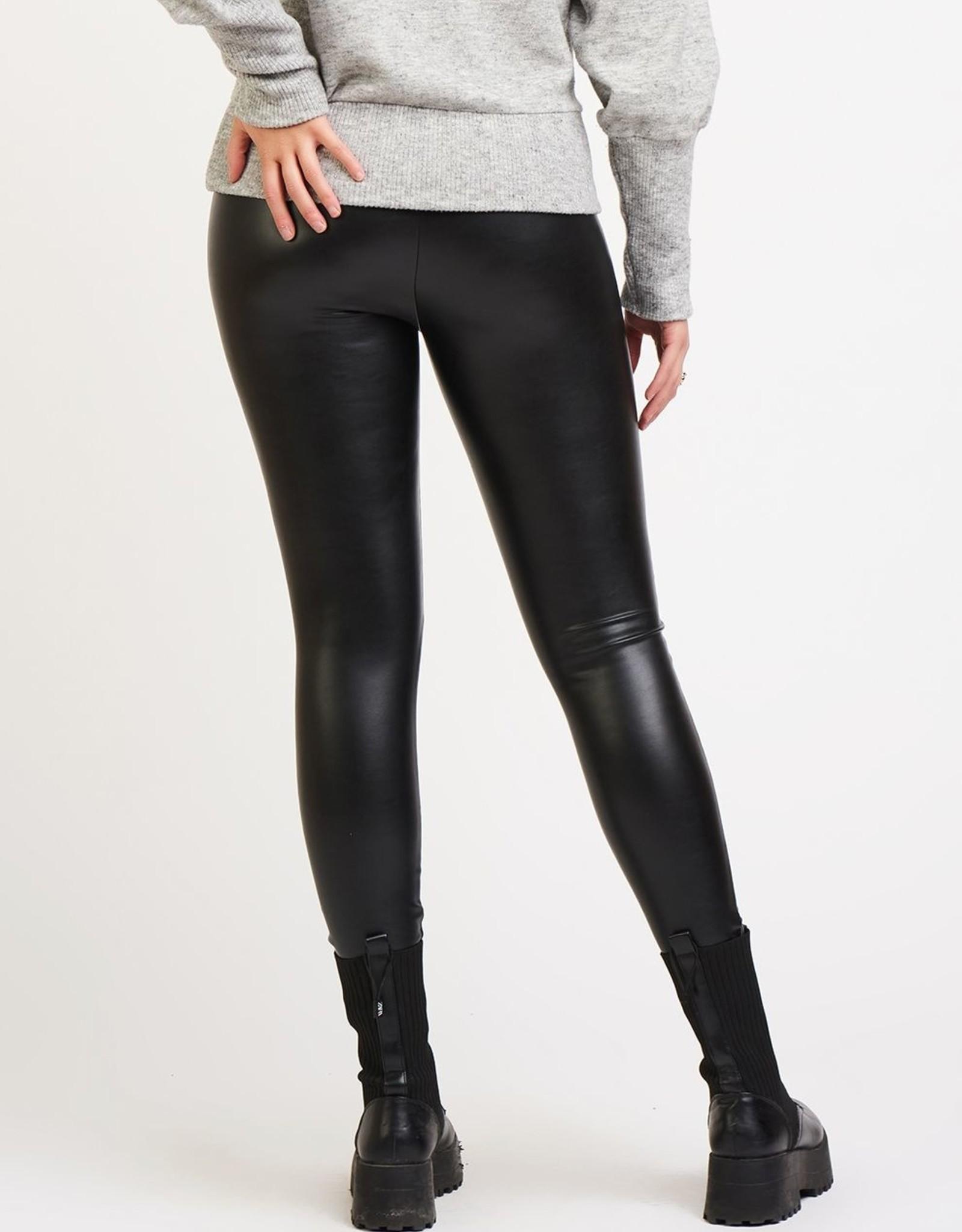 Dex H/W Faux Leather Legging
