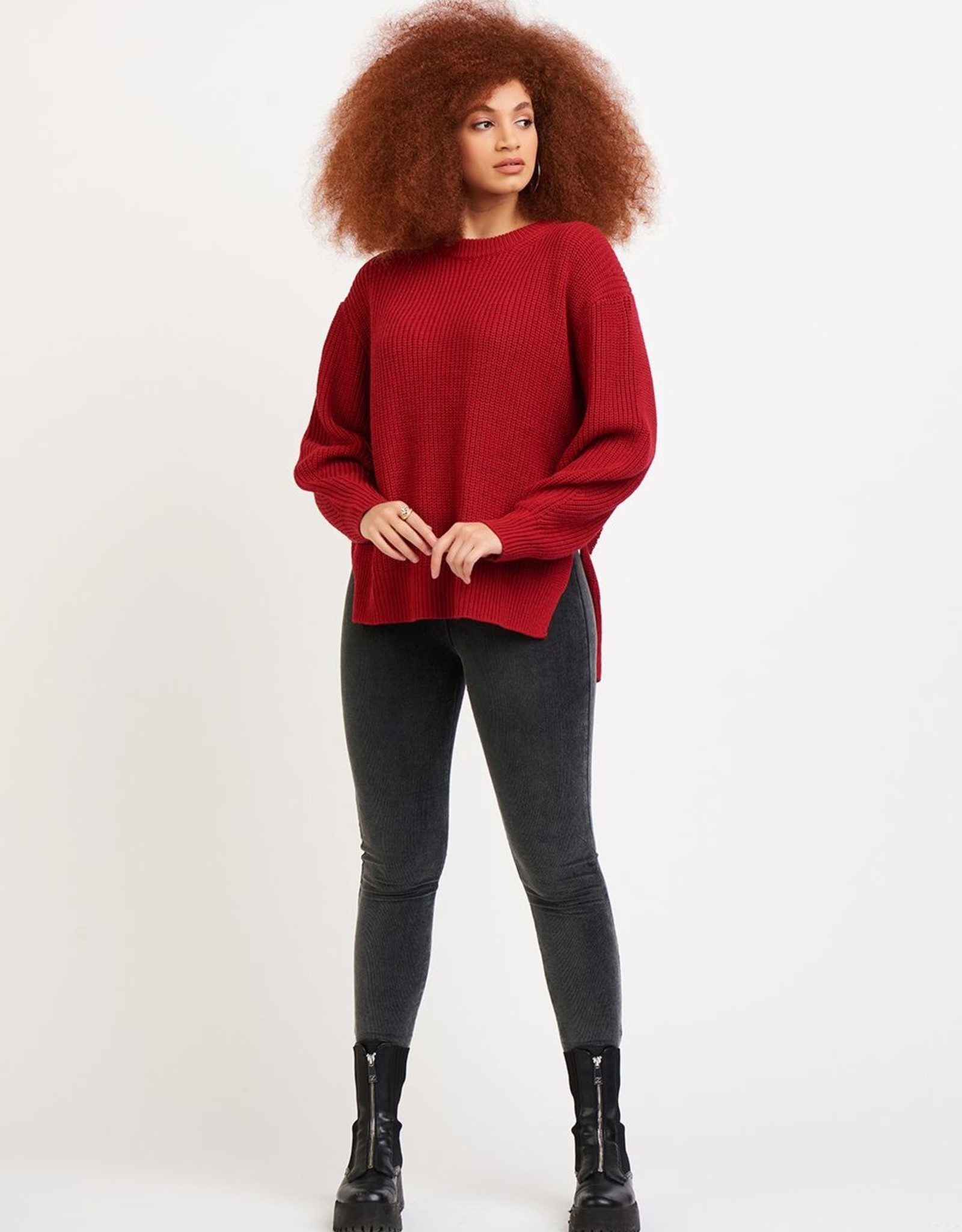 Dex Redwood Sweater