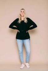 Orb Paige Pullover Black