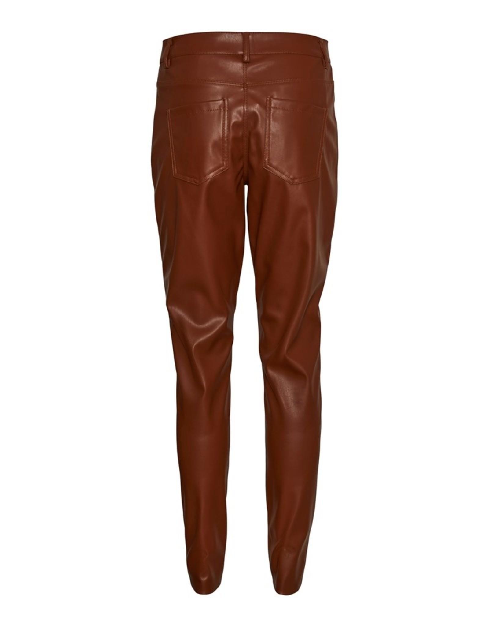Noisy May Callie Cognac Pants