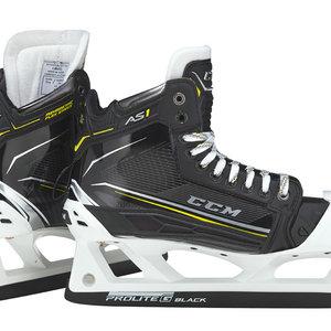 CCM CCM S18 Tacks AS1 Goalie Ice Hockey Skate - Senior