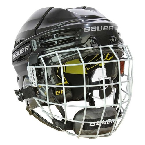 Bauer Bauer Re-Akt 100 Helmet with Facemask - Youth