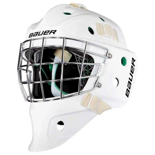 Bauer Bauer S17 NME4 Goal Helmet - Junior
