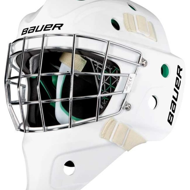 Bauer Bauer S17 NME4 Goal Helmet - Youth