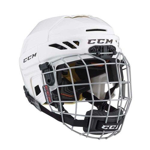 CCM CCM S18 FitLite Helmet with Facemask - Junior
