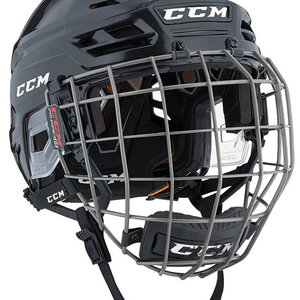 CCM CCM S17 Tacks 710 Helmet with Facemask