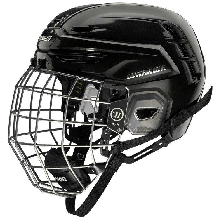 Warrior Warrior S18 Alpha Pro Helmet Combo with Facemask