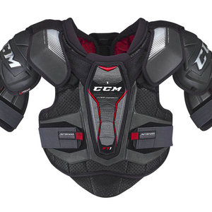 CCM CCM S18 JetSpeed FT1 Shoulder Pad - Junior