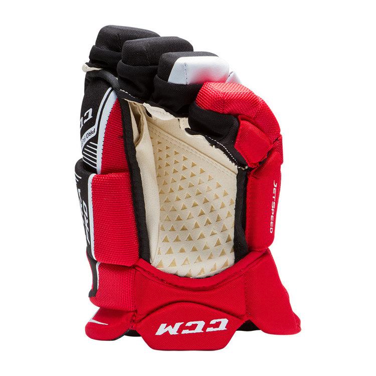CCM CCM S18 JetSpeed FT XTRA PRO Hockey Glove - Senior