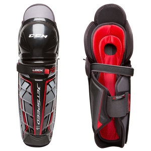 CCM CCM S18 JetSpeed FT XTRA PRO Shin Guard - Junior