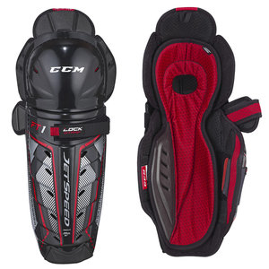 CCM CCM S18 JetSpeed FT1 Shin Guard - Senior