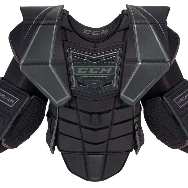 CCM CCM S19 Premier R1.9 LE Goalie Chest Protector - Intermediate