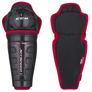 CCM CCM S18 JetSpeed FT 350 Shin Guard - Youth