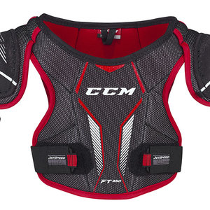 CCM CCM S18 JetSpeed FT 350 Shoulder Pad - Youth