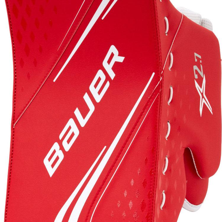 Bauer Bauer S19 Vapor X2.7 Goalie Blocker - Junior