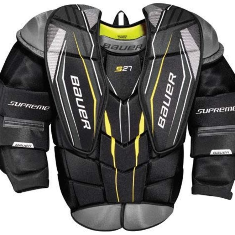 Bauer Bauer S18 Supreme S27 Goalie Chest Protector - Junior