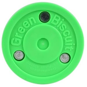 Green Biscuit Green Biscuit 'Original' Dry Land Off Ice Training Puck - Green