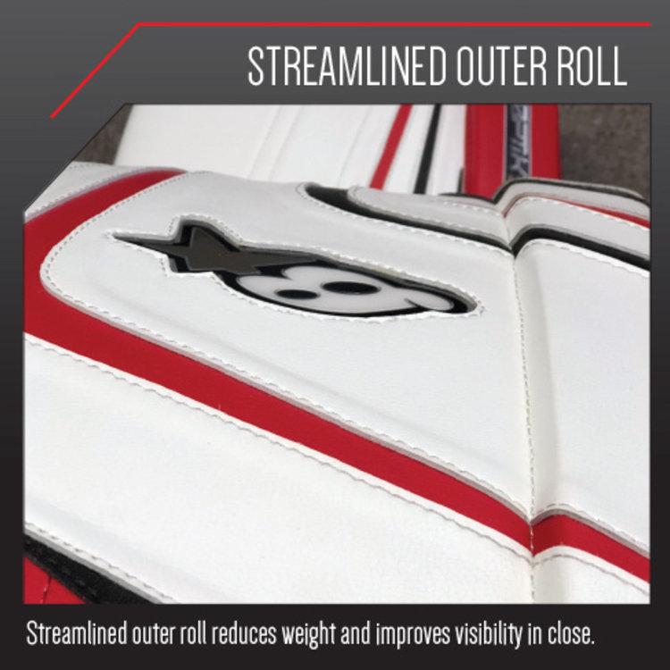 Brian's Custom Pro Brian's S19 OPTiK 9.0 Goal Pad - Intermediate