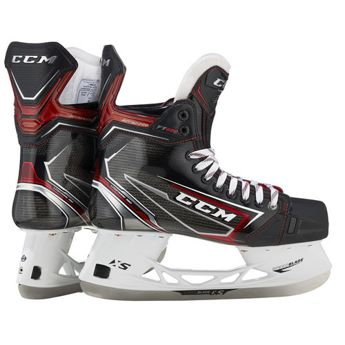 CCM CCM S19 JetSpeed FT490 Ice Hockey Skate - Junior