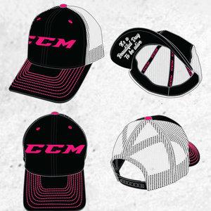 CCM CCM S18 Team Karen Mesh Back Trucker Cap