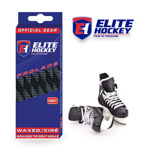 Elite Hockey Elite Hockey Pro Lace Waxed