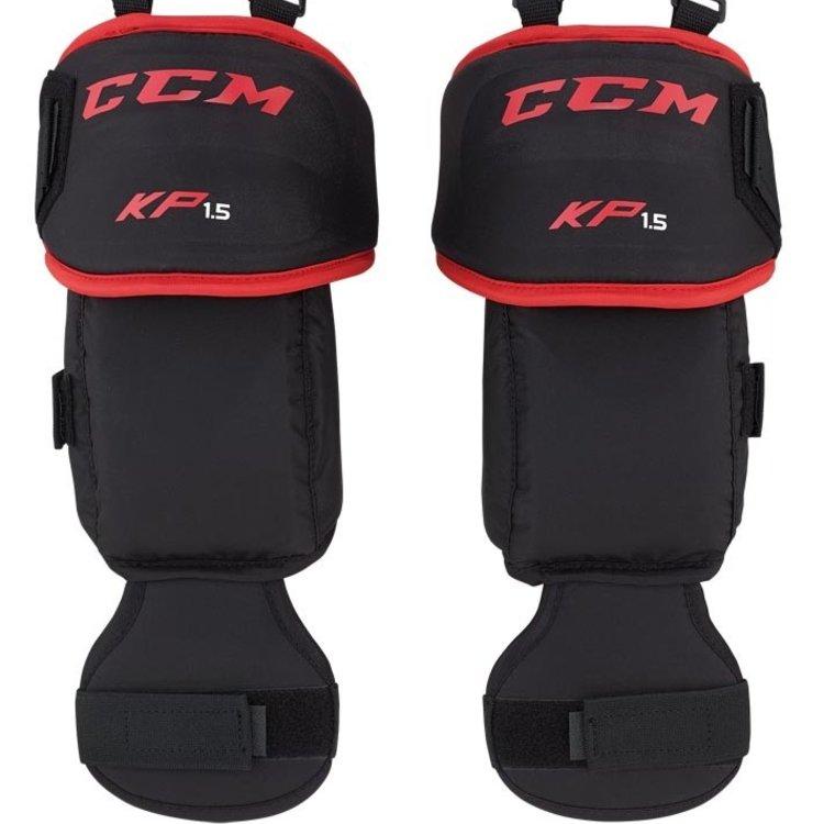 CCM CCM S17 Knee Protector 1.5 - Junior