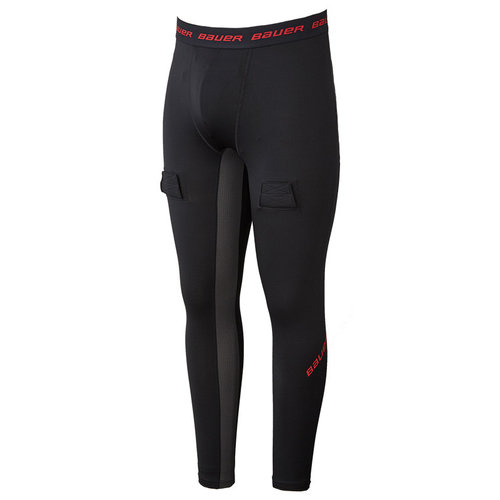 Bauer Bauer S19 Essential Compression Jock Pant - Senior