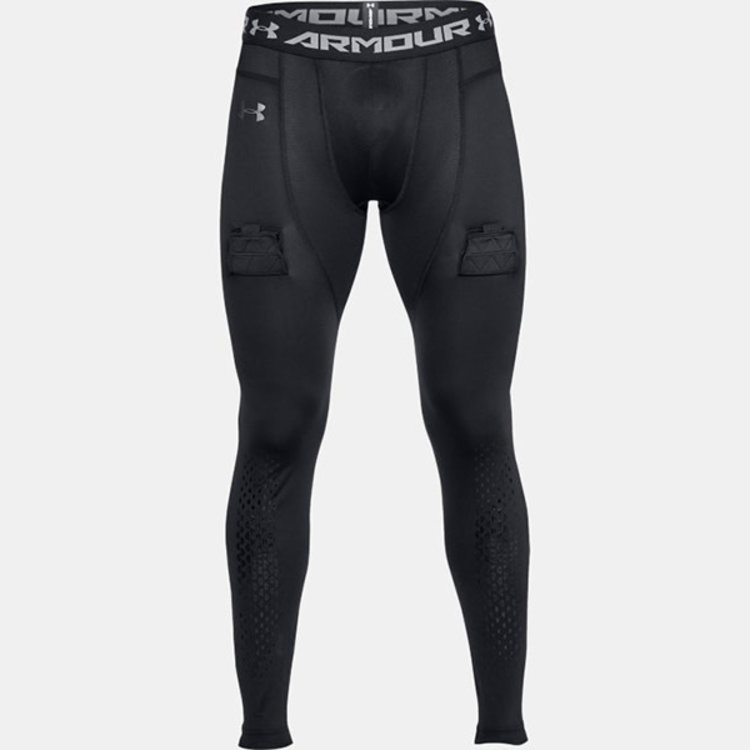 Under Armour S19 Hockey Compression Pant - Black - Senior