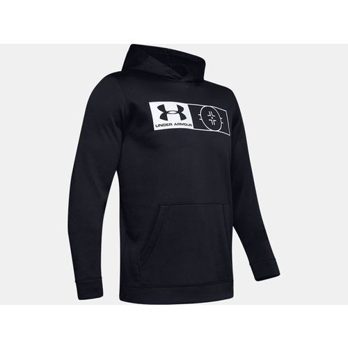 Under Armour S19 UA Hockey Hoody - Black - Senior