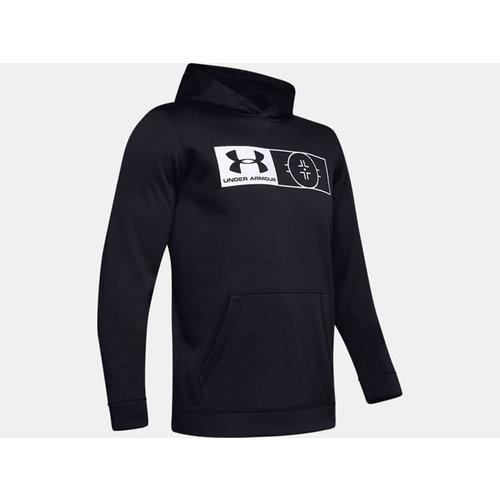 Under Armour S19 UA Hockey Hoody - Black - Senior