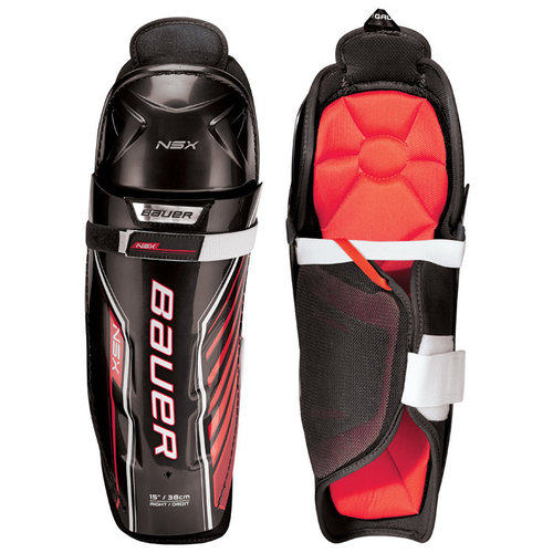 Bauer Bauer S18 NSX Shin Guard - Junior