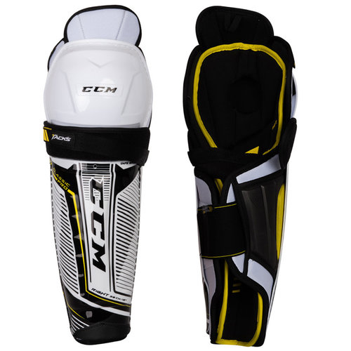 CCM CCM S19 Classic Pro Tacks Shin Guard - Junior