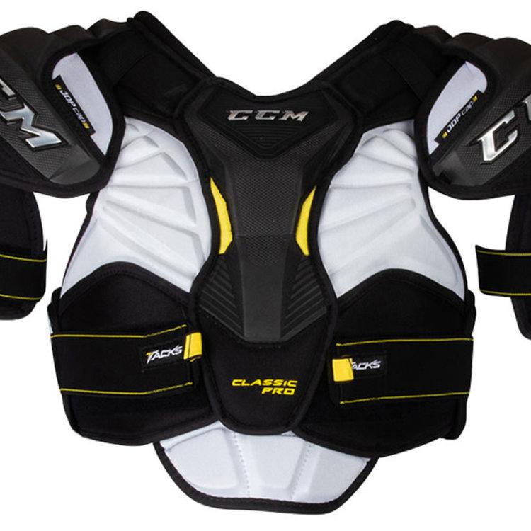 CCM CCM S19 Classic Pro Tacks Shoulder Pads - Junior