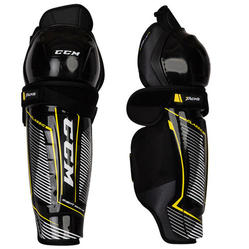CCM CCM S19 Classic Tacks Shin Guard - Junior