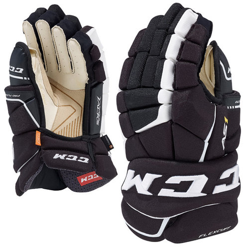 CCM CCM S19 Super Tacks AS1 Hockey Glove - Junior