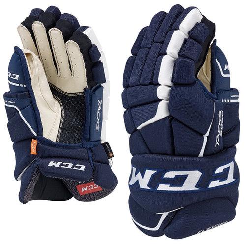 CCM CCM S19 Tacks 9080 Hockey Glove - Senior