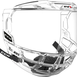 CCM CCM S19 FV1 Full Visor - Junior