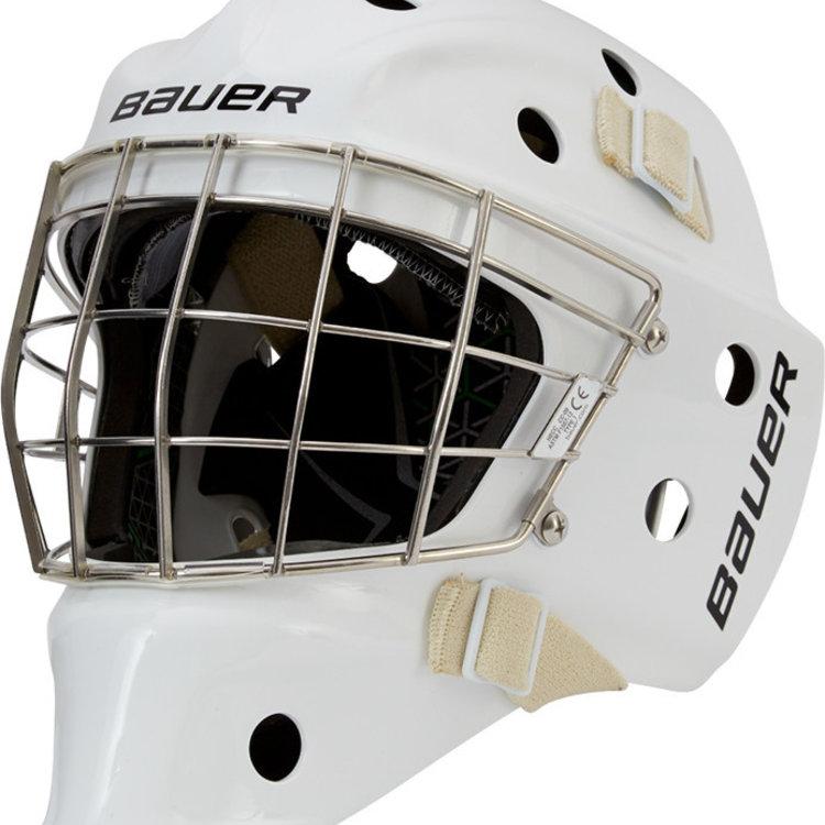 Bauer Bauer S19 NME IX Goal Helmet - Certified
