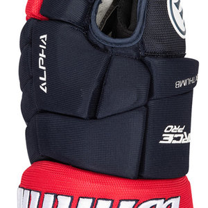 Warrior Warrior S19 SEC Force Pro Hockey Glove - Senior