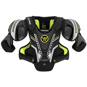 Warrior Warrior S19 Alpha DX Pro Shoulder Pad - Junior