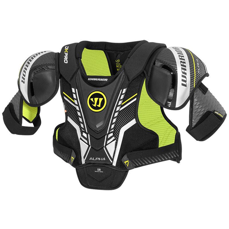Warrior Warrior S19 Alpha DX Pro Shoulder Pad - Junior
